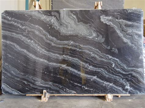mezzanotte granite slab sold by milestone marble size