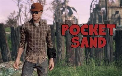 Sand Pocket Mods Hat Fallout Mod Enemies