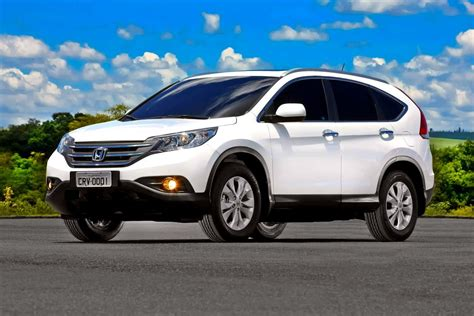 2015 Honda Cr-v Is An Suv-type Car With A Well-liked