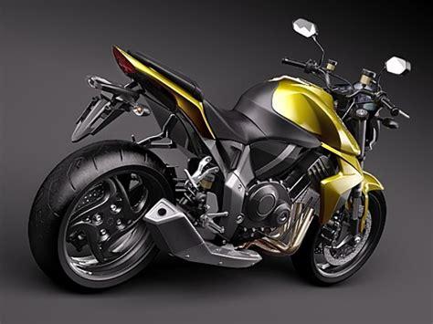 honda cb1000r sport motorcycle vehicles 3d models
