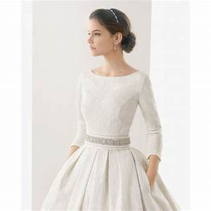 a collection of modest wedding dresses with 3 4 sleeves With modest wedding dresses with 3 4 sleeves