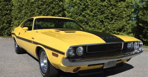a true muscle car 1970 challenger r t 440 buy american