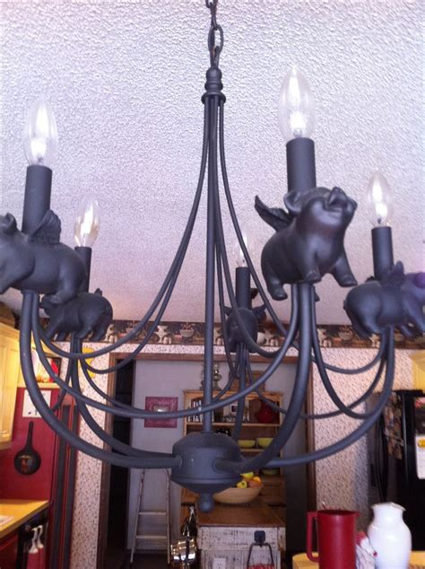 flying pig chandelier 17 best images about pig on lorraine
