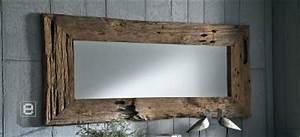 Designer Wandspiegel Groß : neu design wandspiegel spiegel teak altholz 80x180 ebay ~ Orissabook.com Haus und Dekorationen