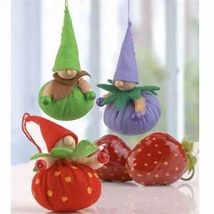 Wichtel Aus Tannengrün : erdbeer wichtel aus filz idee mit anleitung klick auf besuchen die sind einfach ~ Whattoseeinmadrid.com Haus und Dekorationen