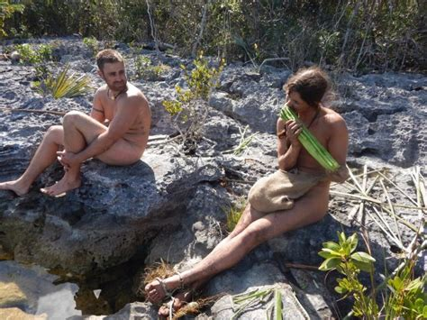 'naked And Afraid' Stars Talk Nudity, Wildnerness Survival