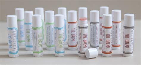 lip balm label guest post lip balm wedding favors soap