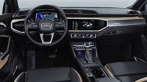 Audi Q3 2019 dimensions, boot space and interior