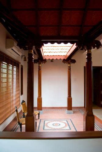 traditional courtyard indian home design kerala house design chettinad house
