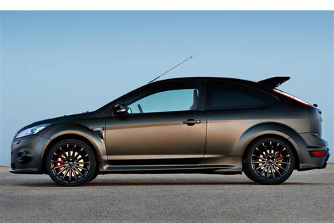 Ford Focus ST M.tune - Pictures   Evo