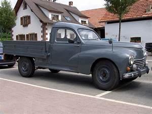 Peugeot 203 Camionnette : peugeot 203 pickup oldiesfan67 mon blog auto ~ Gottalentnigeria.com Avis de Voitures