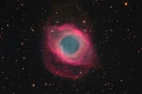 The Helix Nebula – Cosmic Pursuits