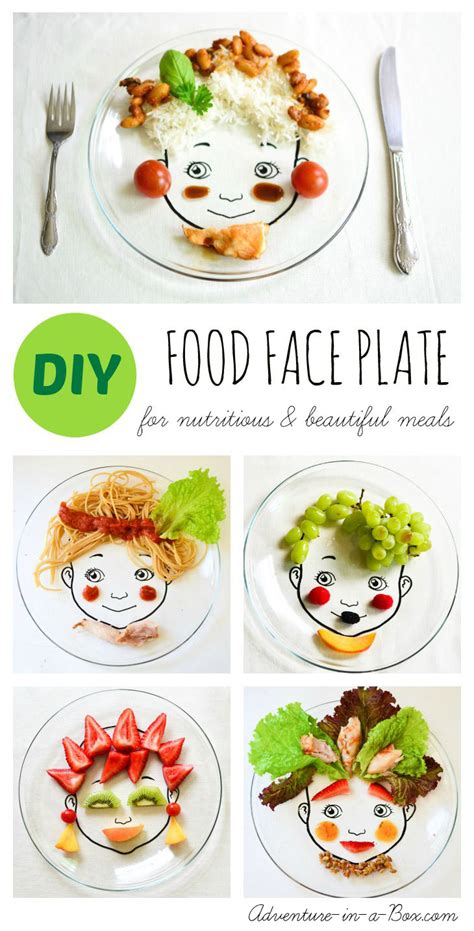 diy cuisine diy food plate for nutritious beautiful meals