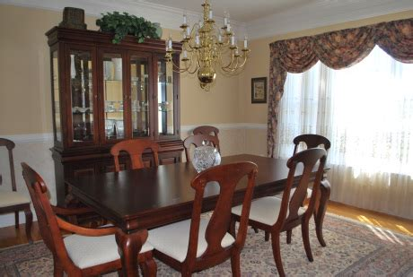 Dining Room Set By American Drew  Eda's Moving Sale