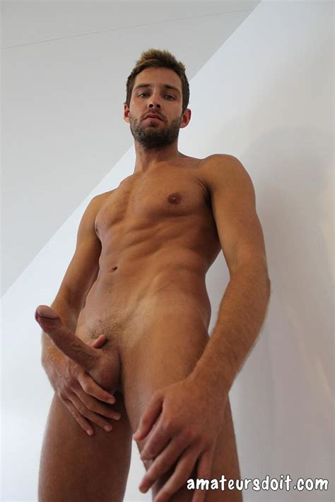 Australian Rick Chester Getting Naked And Jerking His Big Uncut Cock Big Uncut Cock