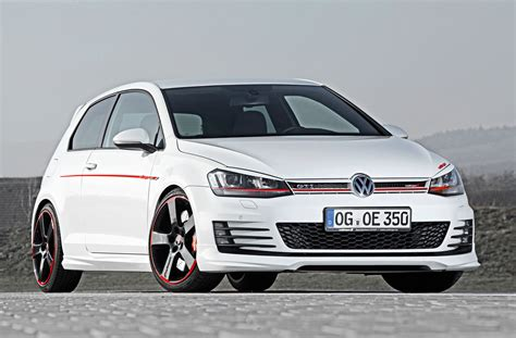 vw gti 7 american premiere of the oettinger golf vii gti at