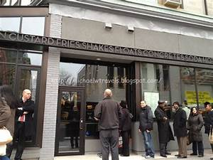 Shake Shack Grand Opening-Brooklyn - Michael W Travels...