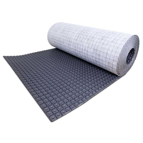 tile underlayment membrane vs backer board nuheat membrane tile uncoupling heating contractors