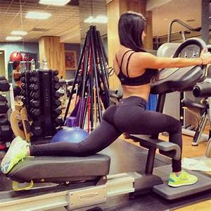 Total Pro Sports Jen Selter In Yoga Pants Is A Beautiful Sight  Gallery