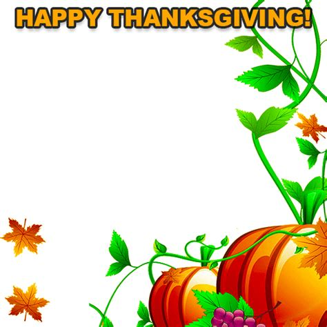 thanksgiving border images 47 cliparts