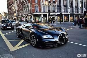 Bugatti Veyron Super Sport : bugatti veyron 16 4 super sport sang noir 2 february 2014 autogespot ~ Medecine-chirurgie-esthetiques.com Avis de Voitures