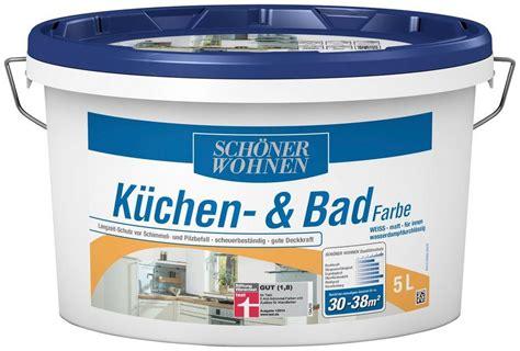 Schöner Wohnen Farbe Küche sch 246 ner wohnen farbe k 252 chen badfarbe wei 223 otto