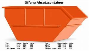 Natursteine Preise Pro Tonne : preise f r die container entsorgung m nchen und umland ~ Michelbontemps.com Haus und Dekorationen