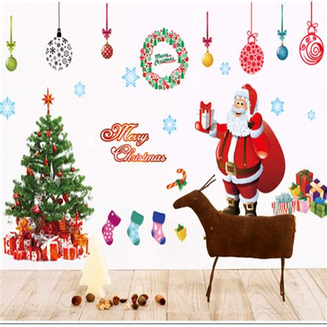 aliexpress com buy free shipping merry christmas wall