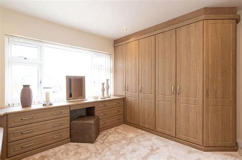 Reasonably Priced Wardrobes by Master Bedroom With Oak Fitted Wardrobes Real Rooms
