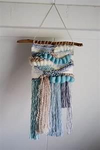 best 25 woven wall hanging ideas on pinterest loom With lovely gris bleu peinture 16 fp bois