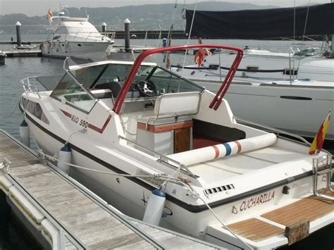 rio   pto dptivo de combarro power boats   inautia