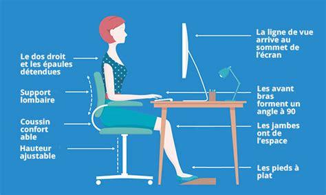 poste de travail ergonomique bureau ergonomie poste de travail bureau hotelfrance24