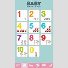 Baby Flash Cards Game Learn Alphabet Numbers Words  Home School Ideas  Learning Games, Baby