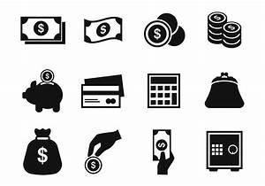 Money Icons Vector - Download Free Vector Art, Stock ...