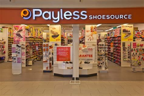 Payless Shoesource Is Set To Close All Of Their Us