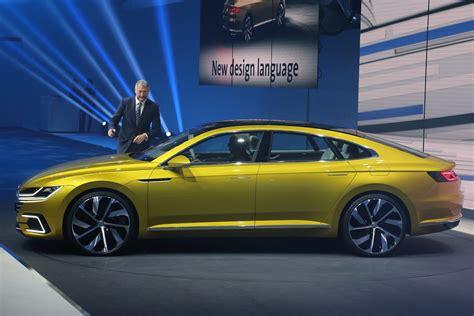 Volkswagen Sport Coupe Concept Gte First Look  Motor Trend