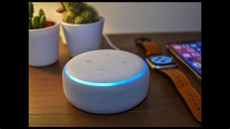 amazon echo dot  generation    smart speaker