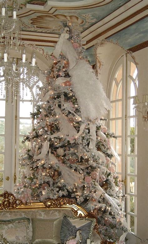 shabby chic christmas 25 best ideas about shabby chic christmas on pinterest shabby chic xmas girly christmas tree