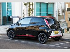 Toyota Aygo 10 XPress 2017 Road Test Road Tests