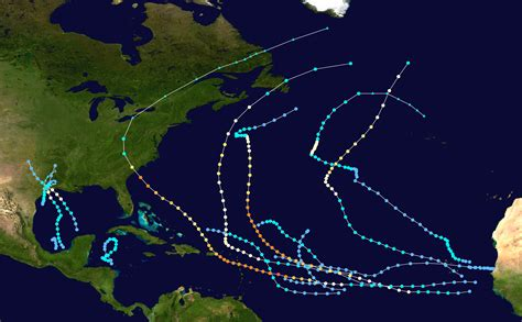 atlantic hurricane season wikiwand