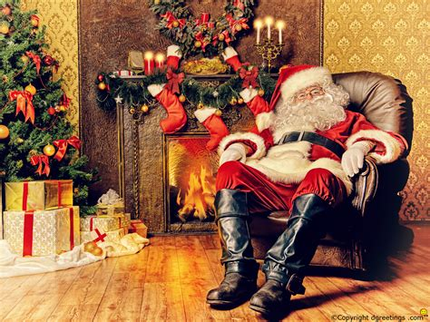 Merry Christmas Santa Wallpapers
