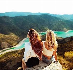 best friends forever, bff, cute, friends, girls - image ...