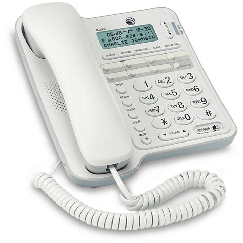 corded wall phone with caller id att phone number tracker