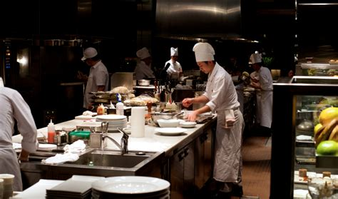 create rock solid kitchen staff