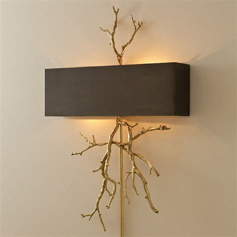 willow bee inspired speaking of walls no 5 wall sconces