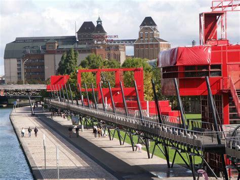 parc de la villette european trips
