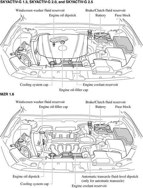 Engine Compartment Overview