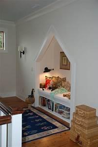 Quiet Reading Nook - Traditional - Hall - Charleston