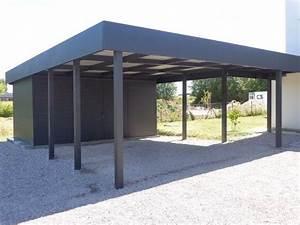 Carport En Aluminium : carport aluminium concept construit et installe des ~ Maxctalentgroup.com Avis de Voitures