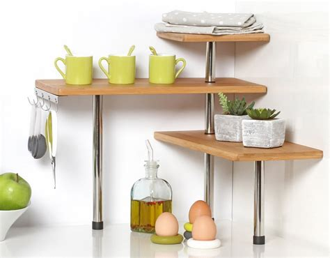 storage ideas for small kitchen 18 clever storage ideas for small kitchens organisation 8374